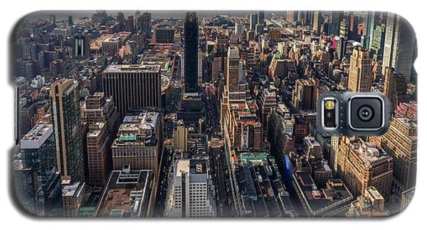 Manhattan, Ny Galaxy S5 Case