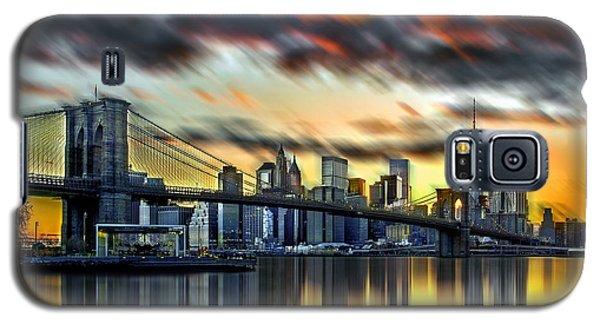 Manhattan Passion Galaxy S5 Case by Az Jackson