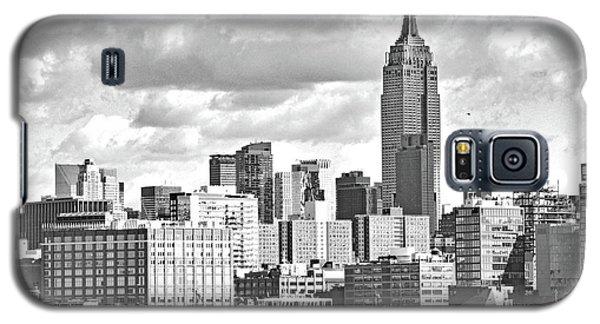 Manhattan Skyline No. 7-2 Galaxy S5 Case