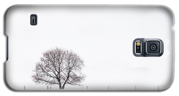 Manitoba Winter Galaxy S5 Case