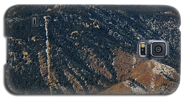 Manitou Incline Photographed From Red Rock Canyon Galaxy S5 Case