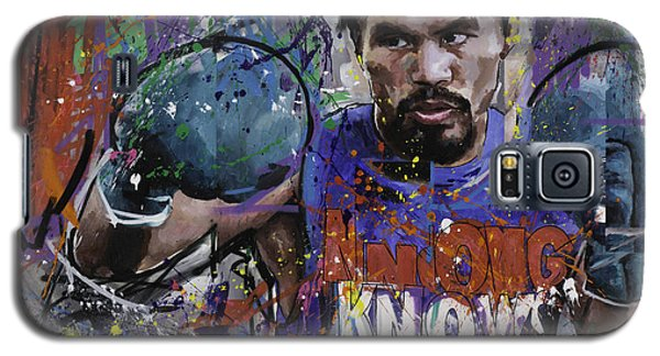 Manny Pacquiao Galaxy S5 Case by Richard Day