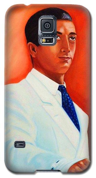 Manolete El Hombre Galaxy S5 Case by Manuel Sanchez