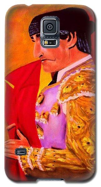 Manolete1 Galaxy S5 Case by Manuel Sanchez