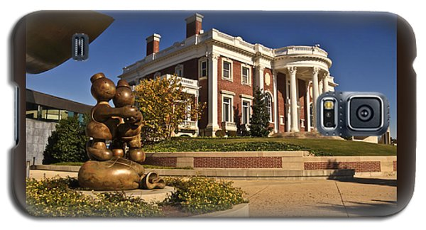 Mansion Hunter Museum Galaxy S5 Case