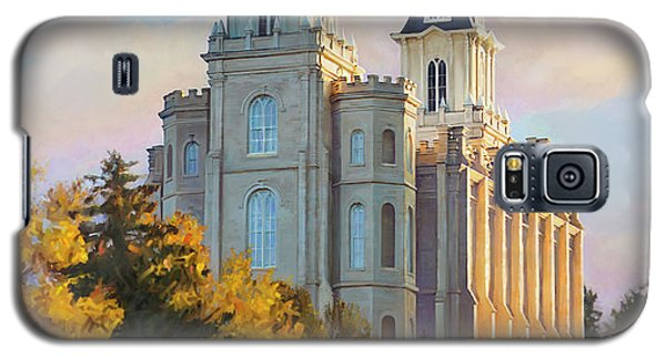 Manti Temple Tall Galaxy S5 Case