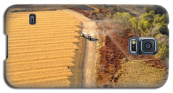 Many Acres To Harvest Galaxy S5 Case