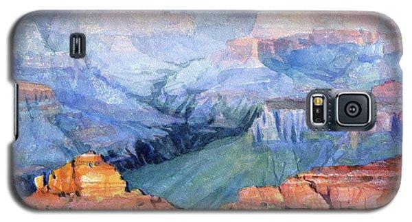Grand Canyon Galaxy S5 Case - Many Hues by Steve Henderson