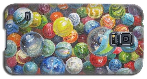 Many Marbles Galaxy S5 Case