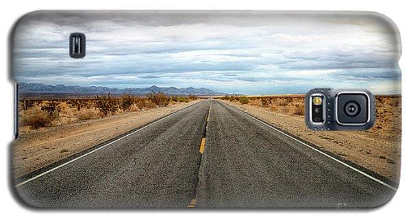 Many Miles Through Mojave Desert Galaxy S5 Case