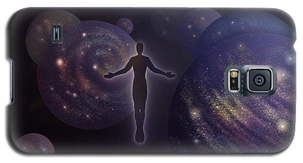 Many Worlds Galaxy S5 Case by Amyla Silverflame