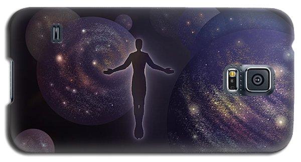 Many Worlds Galaxy S5 Case