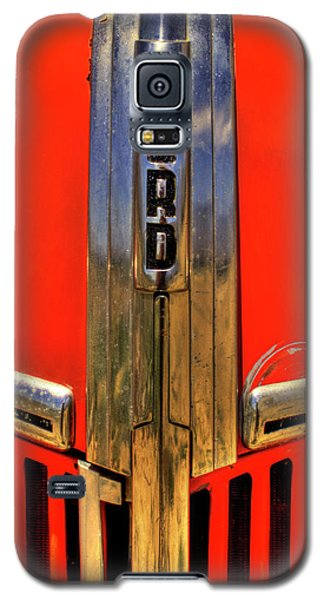 Manzanar Fire Truck Hood And Grill Detail Galaxy S5 Case