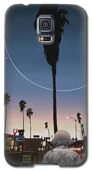 Map Of The Stars Galaxy S5 Case by Scott Listfield
