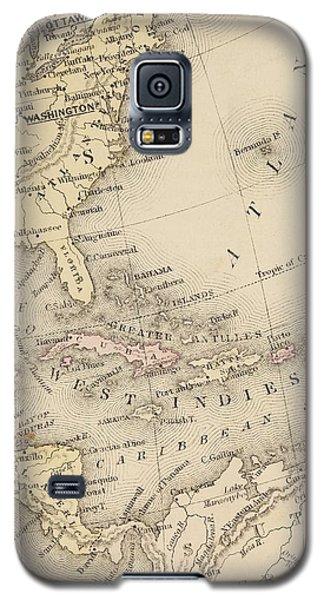 Map Galaxy S5 Case