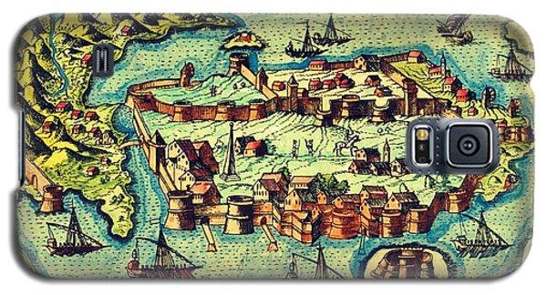 Map Seaport Galaxy S5 Case