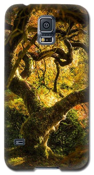 Maple Fairytale Galaxy S5 Case