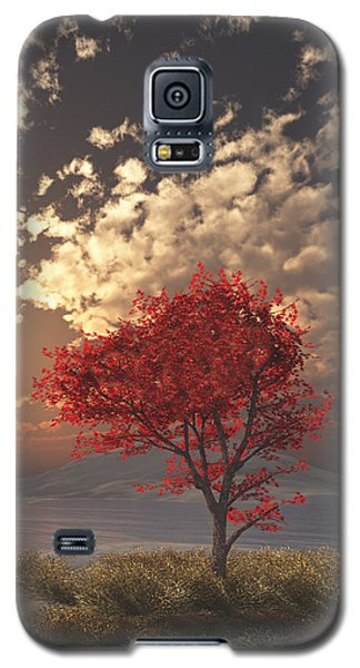 Maple Galaxy S5 Case