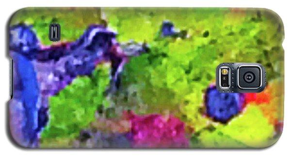 Maple Leaf Spirits Photo Galaxy S5 Case by Gina O'Brien