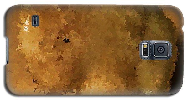 Marble Bison Galaxy S5 Case