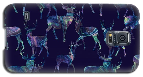 Marble Deer Galaxy S5 Case by Varpu Kronholm