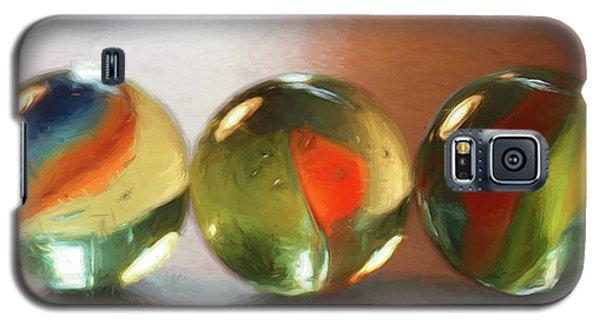 Marble Dream Galaxy S5 Case
