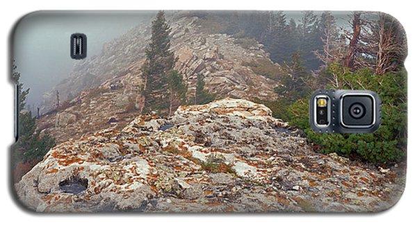 Marble View Fog-sq Galaxy S5 Case