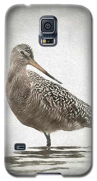 Marbled Godwit Galaxy S5 Case