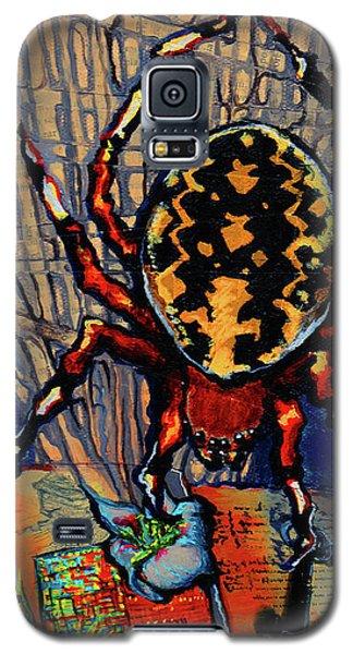Marbled Orbweaver Galaxy S5 Case