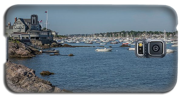 Marblehead Harbor Galaxy S5 Case