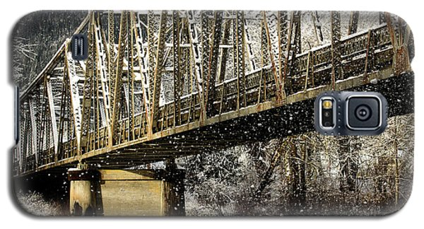 Marblemount Wa Bridge Galaxy S5 Case