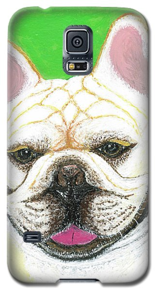 Marcel French Bulldog Galaxy S5 Case