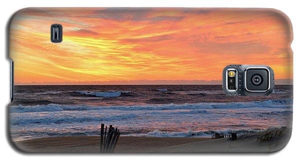 March 23 Sunrise  Galaxy S5 Case