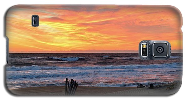 March 23 Sunrise  Galaxy S5 Case