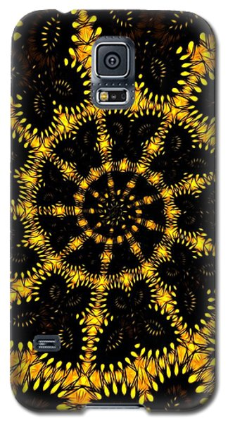 Galaxy S5 Case - March Of The Butterflies by Nick Heap