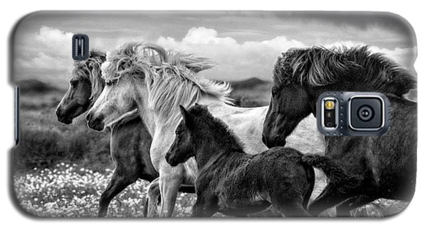 March Of The Mares Galaxy S5 Case