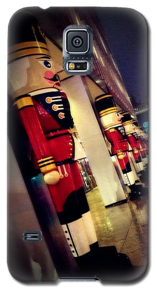 March Of The Wooden Soldiers Galaxy S5 Case by Eleanor Abramson