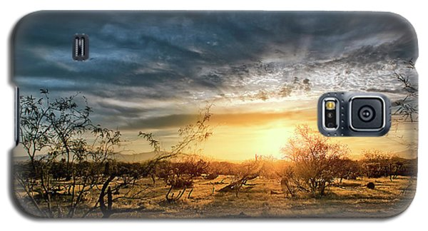 March Sunrise Galaxy S5 Case