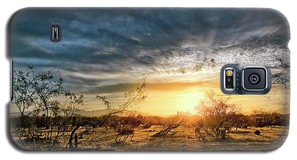 March Sunrise Galaxy S5 Case