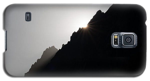 Mountain Sunset Galaxy S5 Case