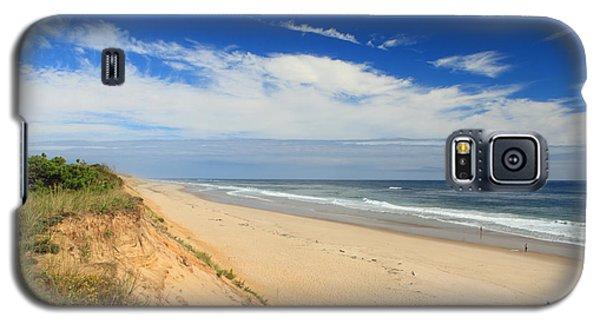 Marconi Beach Cape Cod National Seashore Galaxy S5 Case