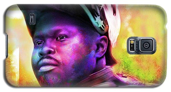 Marcus Garvey Galaxy S5 Case
