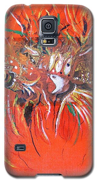 Mardi Gras 2 Galaxy S5 Case by Gary Smith