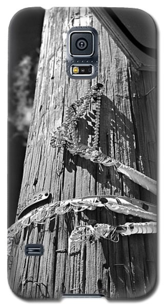 Galaxy S5 Case featuring the photograph Mardi Gras Aftermath 1 by Maggy Marsh
