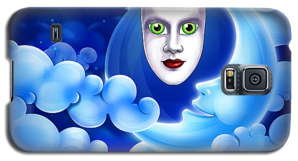 Mardi Gras At Night Galaxy S5 Case