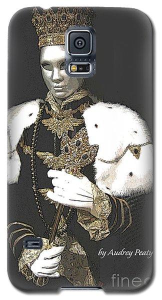 Mardi Gras King Galaxy S5 Case