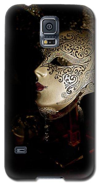 Mardi Gras Mask Galaxy S5 Case