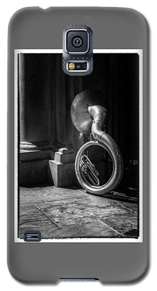 Mardi Gras Tuba At Jackson Square Galaxy S5 Case