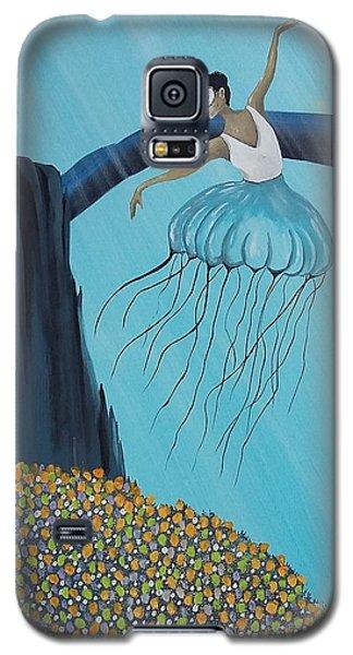 Mare Ballerina Galaxy S5 Case by Edwin Alverio