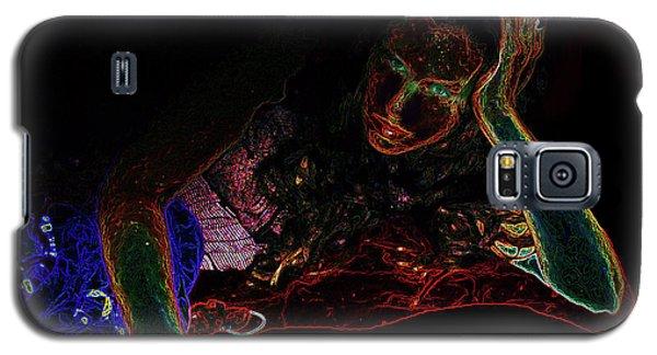Maria Galaxy S5 Case